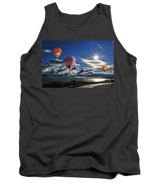 Free As A Bird Tank Top
