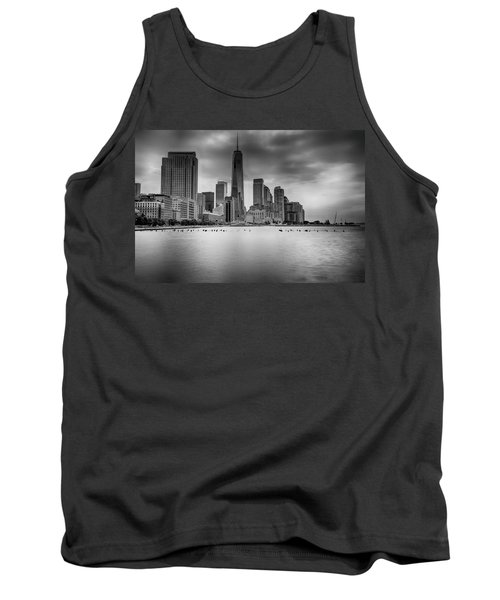 Freedom In The Skyline Tank Top