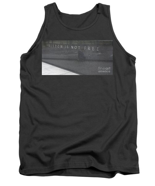 Freedom Is Not Free Tank Top