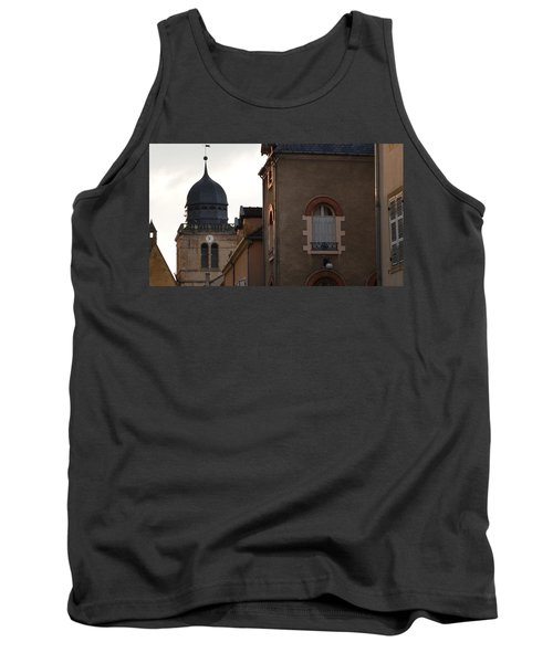 French Living Tank Top