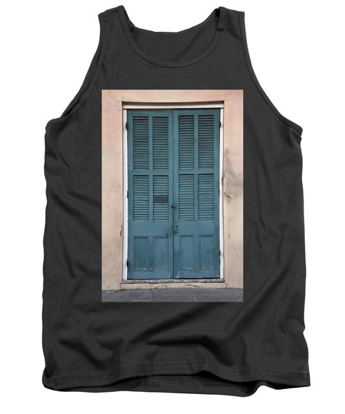 French Quarter Doors Tank Top