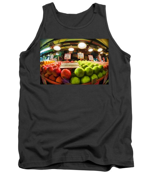 Fresh Pike Place Apples Tank Top