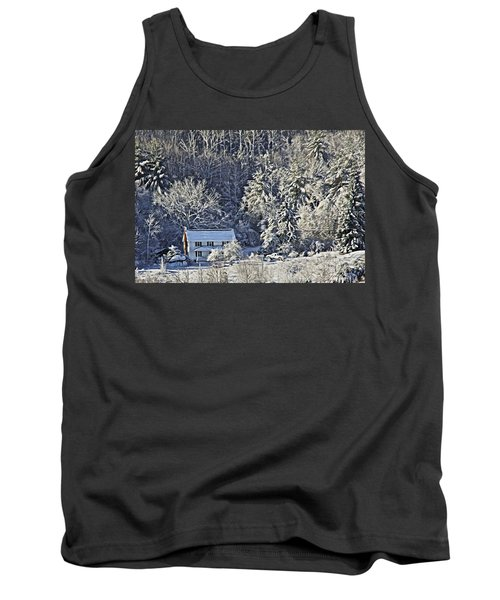 Fresh Snow Tank Top