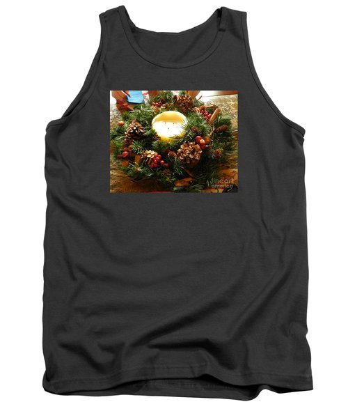 Friendly Holiday Reef Tank Top