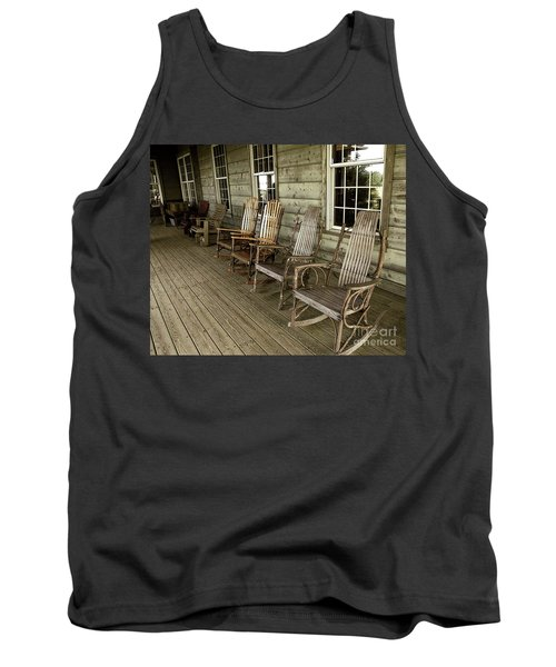 Front Porch Tank Top