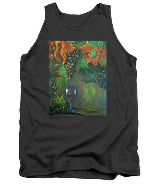 Fruit Of The Vine Tank Top