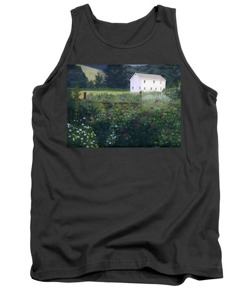 Garden In The Back Tank Top