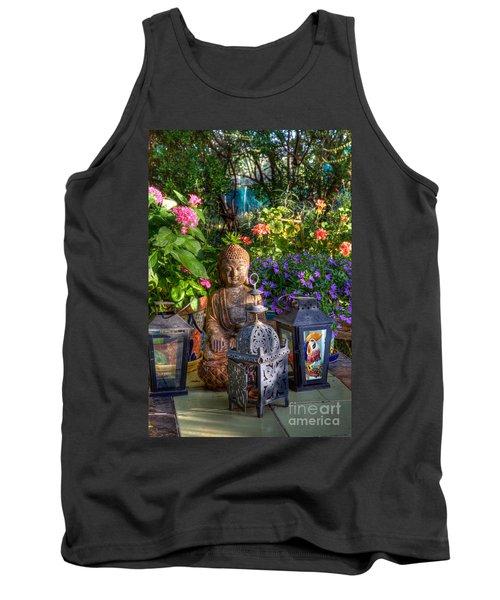 Garden Meditation Tank Top