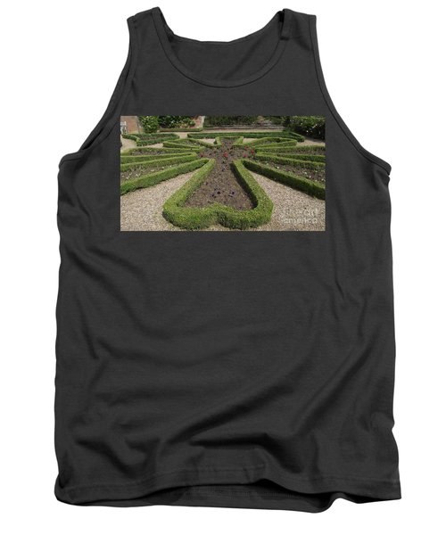 Garden Of Peace Tank Top
