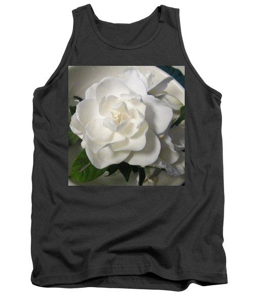 Gardenia Bowl Tank Top by Deborah Lacoste