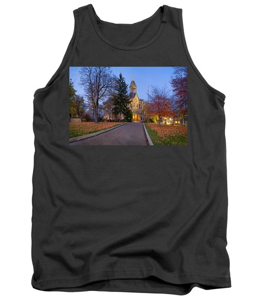 Geneva College Tank Top