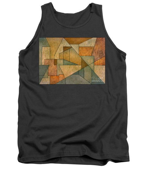 Geometric Abstraction Iv Tank Top