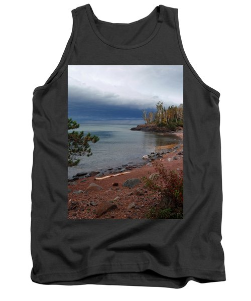 Get Lost In Paradise Tank Top by James Peterson
