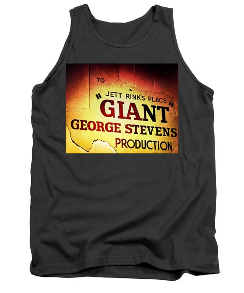 Giant Tank Top by Trish Mistric