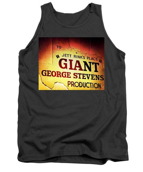 Giant Tank Top
