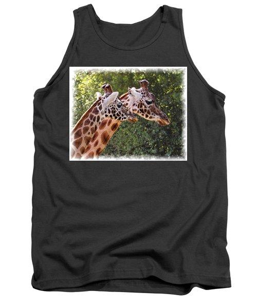 Giraffe 03 Tank Top