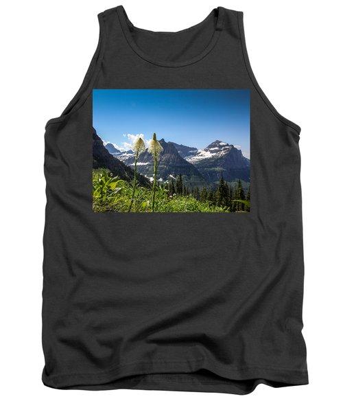 Glacier Grass Tank Top