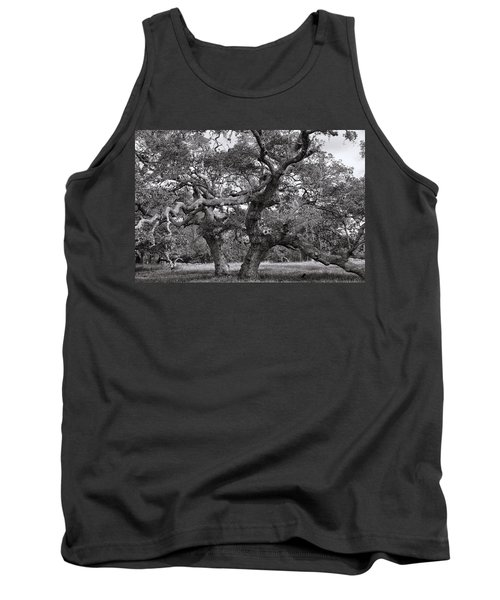 Gnarly Tree  Tank Top
