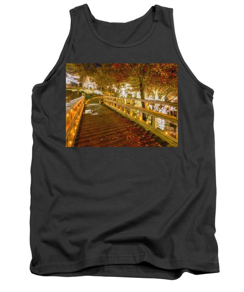 Golden Bridge Tank Top