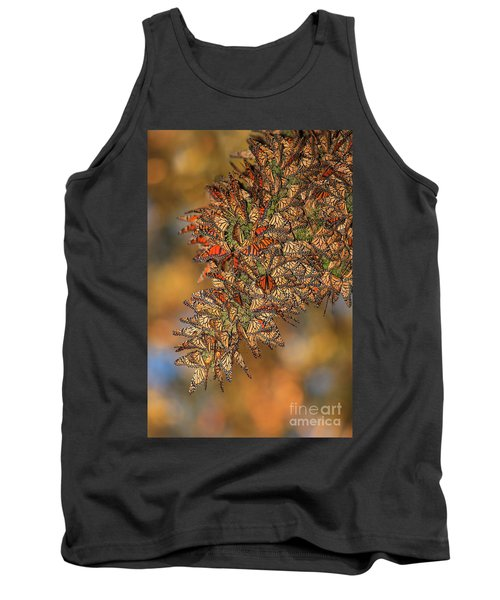 Golden Cluster Tank Top
