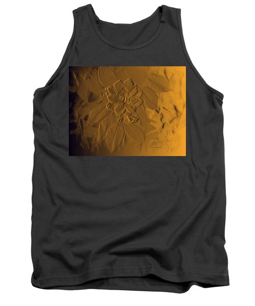 Golden Effulgence Tank Top