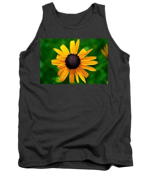 Golden Flower Tank Top by Matt Harang