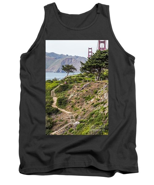 Golden Gate Trail Tank Top