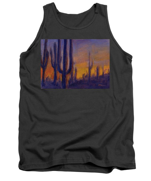 Golden Hours 2 Tank Top