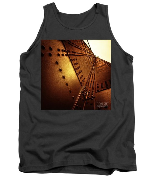 Golden Mile Tank Top by Andrew Paranavitana