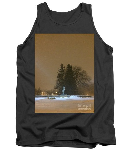 Golden Night Tank Top