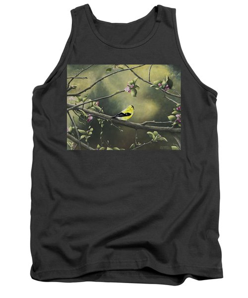 Goldfinch Tank Top