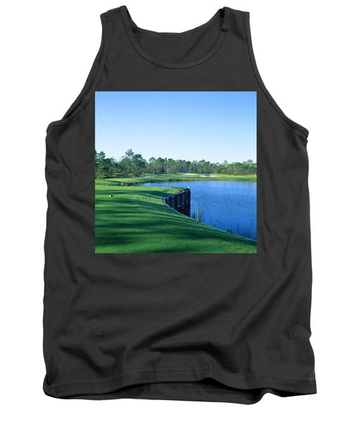 Golf Course At The Lakeside, Regatta Tank Top