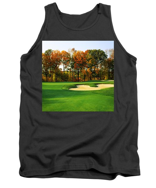 Golf Course, Great Bear Golf Club Tank Top