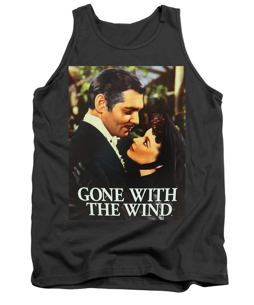 Gone With The Wind Tank Top