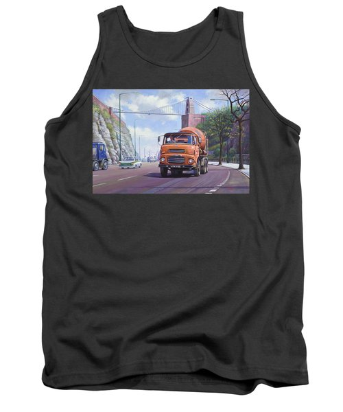Good Mixer Tank Top by Mike  Jeffries