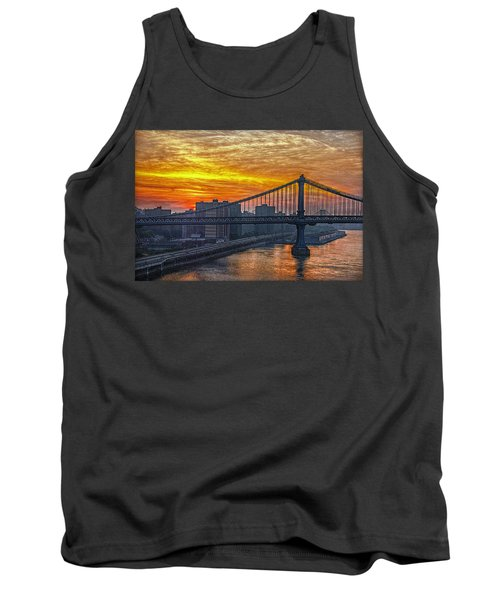 Good Morning New York Tank Top