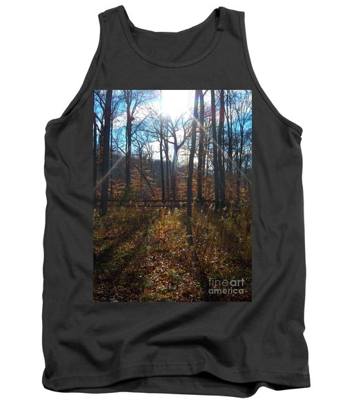 Tank Top featuring the photograph Good Morning by Pamela Clements