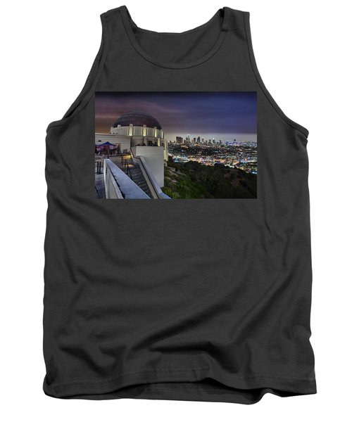 Gotham Griffith Observatory Tank Top