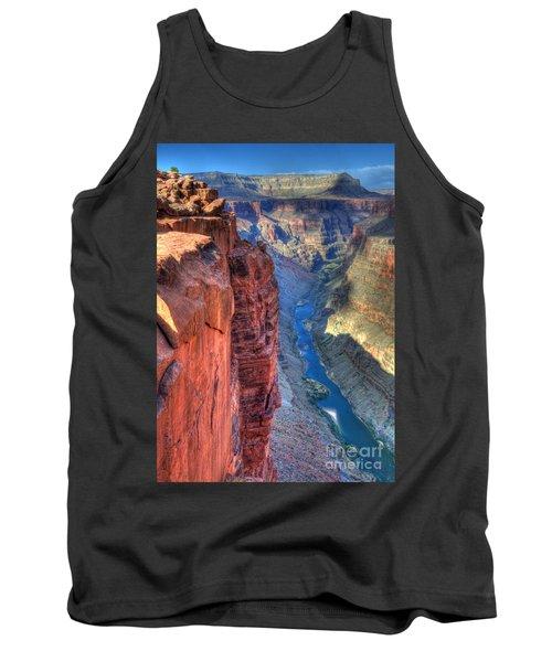 Grand Canyon Awe Inspiring Tank Top by Bob Christopher