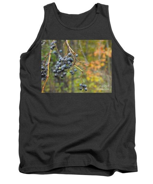 Grapes Left Tank Top