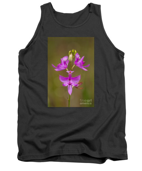 Grasspink #1 Tank Top by Paul Rebmann