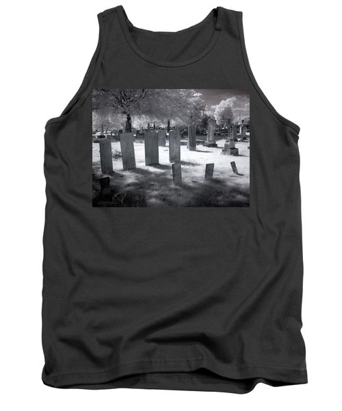 Graveyard Tank Top by Terry Reynoldson