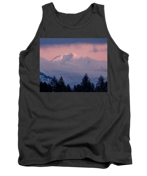 Tank Top featuring the photograph Great Northern by Jack Bell