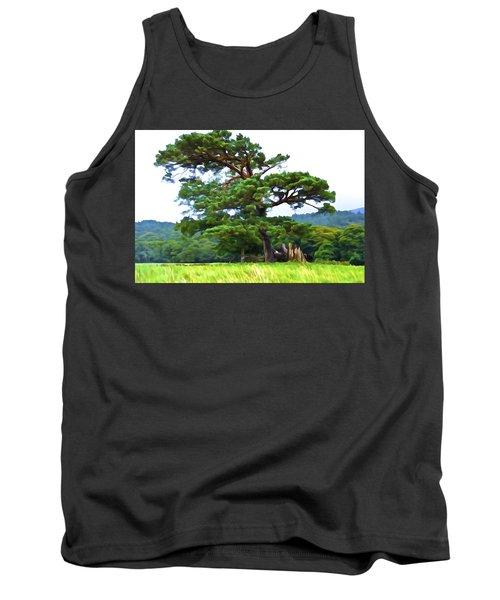 Great Pine Tank Top