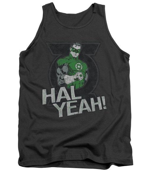 Green Lantern - Hal Yeah Tank Top