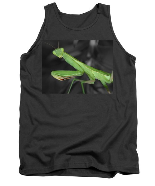 Green Mantis Tank Top