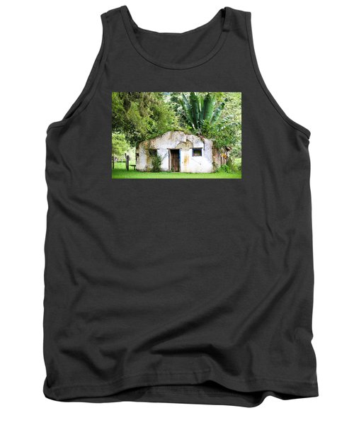 Green Roof Tank Top