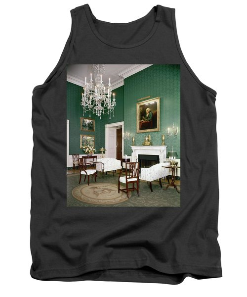 Green Room In The White House Tank Top