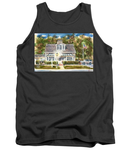 Greystone Inn II Tank Top