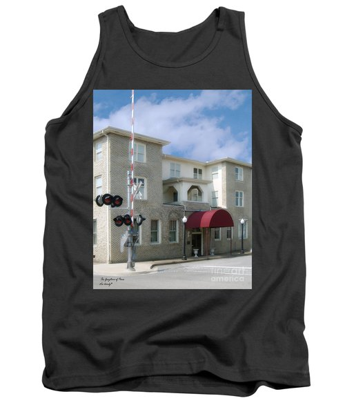 Greystone Of Paris Tank Top
